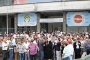 نجاح باهر للإضراب الوطني العام الإنذاري