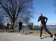 دراسة ألمانية تكشف عن فائدة رياضة الجري لصحة العين