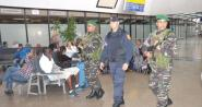 مطار محمد الخامس تحت حراسة الجيش والدرك والبوليس