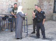 الاحتلال الصهيوني يغلق المسجد الأقصى حتى اشعار آخر