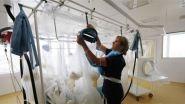 اختبار مصل كندي للايبولا في اوروبا والجابون وكينيا