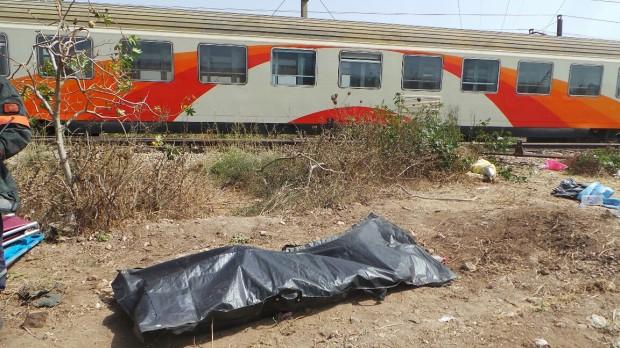 """صدمهم قطار بينما كانوا على متن """"كرويلة"""".. قتيل وجريحان قرب آسفي"""