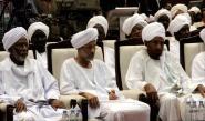 البشير والترابي يشاركان في افتتاح المؤتمر الرابع للحزب الحاكم