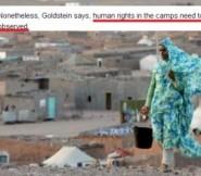 هيومن رايتس ووتش : نُطالب بمراقبة حقوق الانسان بتندوف و البوليساريو عذبت مُوالين للمغرب