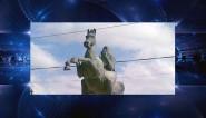 مجهولون يستولون على تمثال لعمر المختار في ليبيا