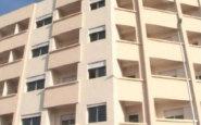 عمارات الضحى بالقنيطرة  في خطر