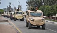 مقتل ثلاثة ضباط مصريين في هجمات مسلحة متفرقة