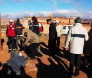 تنغير : العثور على جثة الشاب العشريني الذي جرفته مياه وادي افتيس