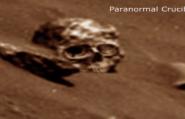 """العثور على جمجمة بشرية على سطح المريخ مقطع فيديو من وكالة """"nasa"""""""