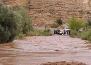 عشرات الدواوير تعيش عزلة تامة بعد الفيضانات في كل من  إقليمي تنغير و ورزازات