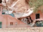 تنغير : سقوط صخرة ضخمة على فندق بمضايق تودغى