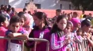 اكادير : البطولة الإقليمية للعدو الريفي المدرسي المنظم بمدينة بيوكرى 