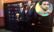 المغربي المهدي بنعطية أفضل لاعب عربي سنة 2014
