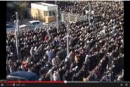 الالاف المغاربة يشيعون جنازة عبد الله بها الى متواه الاخير