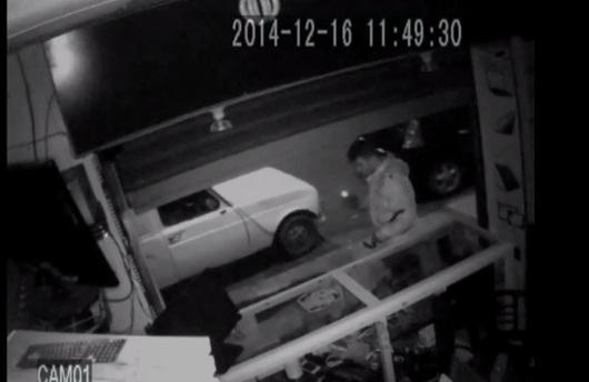 الدار البيضاء :رغم الكاميرا لم تتوصل الشرطة للجاني فالبقية للمواطنين