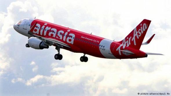 فقدان الاتصال بطائرة ماليزية بطريقها إلى سنغافورة