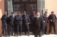 اعتقال ستة طلبة في اقتحام القوات العمومية للحي الجامعي بسطات
