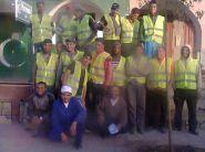 الاتحاد المغربي للشغل : بيان نقابة عمال الحراسة والنظافة بتنغير