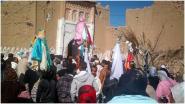 الرشيدية:  قصر أولاد الحاج يحتفل بعيد المولد النبوي الشريف