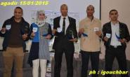 أكادير: سوس تحتفي بحكامها الدوليين