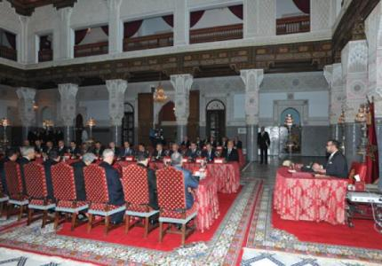 هذه ابرز التعيينات التي صادق عليها الملك في المجلس الوزاري اليوم