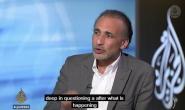 """طارق رمضان: يجب استنكار الهجوم الإرهابي على """"شارلي هبدو"""" لكن لايجب أن نكون سُذَّجا"""