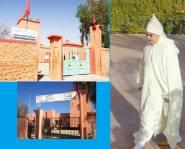 عامل إقليم تنغير في أول زيارة تفقدية للمستشفى الإقليمي