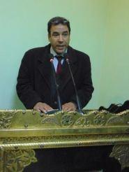 عمر عباس رئيسا لبلدية تنغير لولاية ثانية