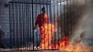 داعش يحرق الطيار الأردني.. الهمجية