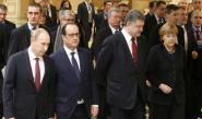 تسوية سياسية تتضمن وقفا لإطلاق النار بأوكرانيا