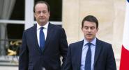 تدني شعبية الرئيس الفرنسي أولوند ورئيس الوزراء فالس في فبراير