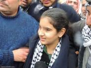 الطفلة ملاك حرة.. الافراج عن اصغر اسيرة فلسطينية