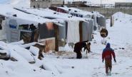 العاصفة الثلجية تضرب بقسوة دول شرق المتوسط