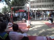 أكادير : شباب يخلق ويصنع الحدث الشبابي الرياضي الخارق