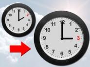 إضافة ساعة للتوقيت الرسمي ابتداء من نهاية الشهر
