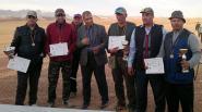تنغير : جمعية تنغير للقنص و حماية البيئة تنظم مسابقة في رمي الصحون