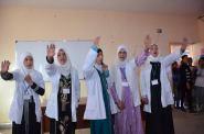 الثانوية التأهيلية سيدي محمد بن عبد الله تنغير : تنظم لقاء تواصليا تحسيسيا حول ظاهرة العنف المدرسي