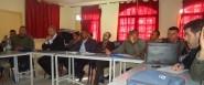 ثانوية سيدي محمد بن عبد الله التأهيلية تنغير: انعقاد اللقاء المتعلق بالتدابير ذات الأولوية وتشكيل المرصد المحلي لمحاربة العنف في الوسط المدرسي.