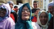 مغاربة يشيدون برئيس الحكومة في مسيرة نسائية مناهضة لابن كيران