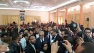 الراشيدية : بنكيران يلتحق بالمؤتمرين بقاعة فلسطين