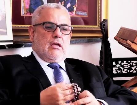 لقاء حصري مع رئيس الحكومة عبد الإله ابن كيران على أثير ميد راديو