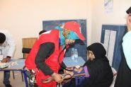 تنغير:قافلة طبية مجانية تقدم خدماتها لفائدة ساكنة جماعة سوق خميس دادس