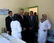 عاجل: وزير الصحة الحسين الوردي في قلعة مكونة يوم السبت