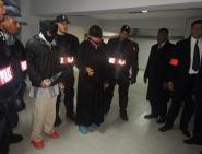توقيف المتورطين في سرقة  وكالة بنكية بمكناس