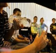 اليوسفية : ضبط تلاميذ يشربون الخمر في مدرسة