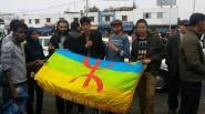 أكادير الإفراج عن عدد من المعتقلين النشطاء في الحركة الأمازيغية.