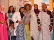 تنغير :بوشرى اجورك في ضيافة رئيسة جمعية شباب حلول للمرأة و الطفل