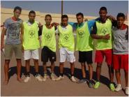 الراشيدية : انطلاق دوري الانبعاث  في كرة القدم المصغرة بقصر اولاد الحاج