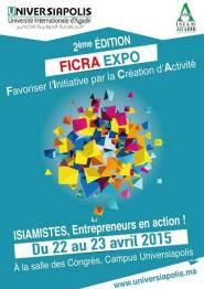 الجامعة الدولية لأكادير تحتضن الدورة الثانية من صالون المقاولة FICRA