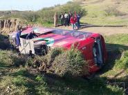 شباب أطلس خنيفرة يتعرض لحادث مأساوي